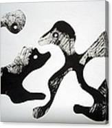 Animal Design 121027-1 Canvas Print