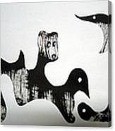 Animal Design 121027-4 Canvas Print
