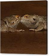 Animal Life Canvas Print