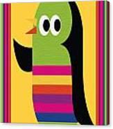 Animal Series 1 Canvas Print
