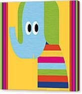 Animal Series 8 Canvas Print