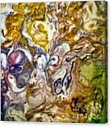 Animals Gone Wild Canvas Print