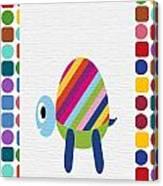 Animals Whimsical 2 Canvas Print