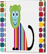 Animals Whimsical 6 Canvas Print