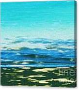 Anini Beach Kauai Canvas Print