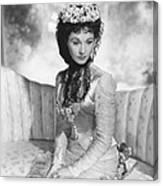 Anna Karenina, Vivien Leigh, 1948, Tm & Canvas Print