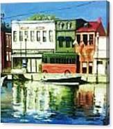 Annapolis Md Canvas Print