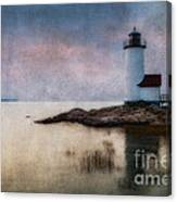 Annisquam Harbor Lighthouse Canvas Print