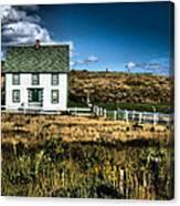 Ann's House Renews Nl Canvas Print