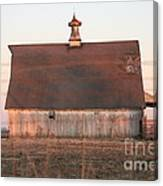 Another Barn Canvas Print