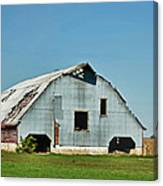 Another Barn To Repair Canvas Print