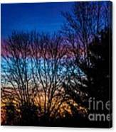 Another Beautiful Morning Canvas Print