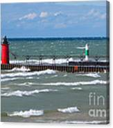 Another Big Wind Canvas Print
