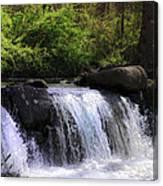 Another Hidden Waterfall Canvas Print