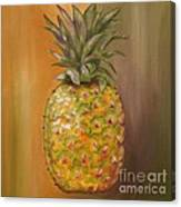 Another Pineapple Canvas Print