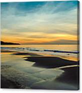 Another Redondo Beach Sunset Canvas Print