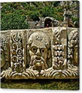 Another Relief In Myra-turkey Canvas Print