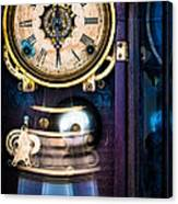 Ansonia Clock Canvas Print