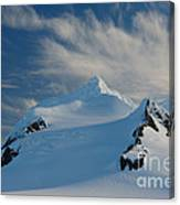 Antarctic Landscape Canvas Print