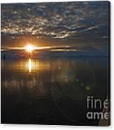 Antarctic Twilight... Canvas Print
