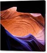 Antelope Canyon - Page Az Canvas Print