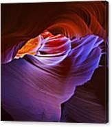 Antelope Canyon 14 Canvas Print