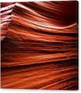 Antelope Canyon 3 Canvas Print