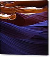 Antelope Canyon 16 Canvas Print
