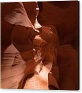 Antelope Canyon 9 Canvas Print