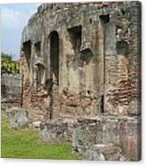 Antigua Ruins Xvi Canvas Print