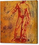 Antinous II Canvas Print