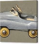 Antique Pedal Car Ll Canvas Print