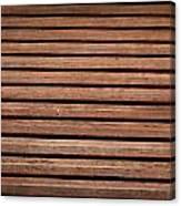 Antique Wood Texture Canvas Print