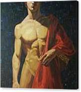 Anton Canvas Print