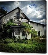Any Shelter In A Storm Canvas Print