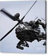 Apache Longbow Canvas Print