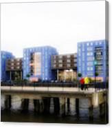 Apartments Rotterdam Canvas Print