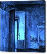 Apocalypsis 2001 Or Abandoned Soul Canvas Print