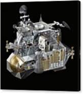 Apollo Lunar Module Ascent Stage Canvas Print