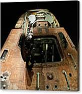 Apollo Space Capsule Canvas Print