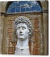 Apollo Statue At The Vatican Canvas Print