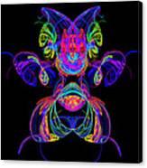Apophysis Puppy Canvas Print