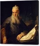 Apostle Paul Canvas Print