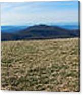 Appalachain Trail Bald Canvas Print