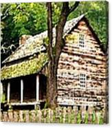 Appalachian Cabin Canvas Print