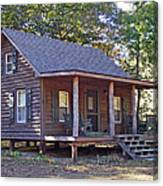 Appalachian Cabin Canvas Print