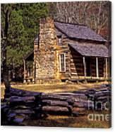 Appalachian Homestead Canvas Print