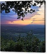Appalachian Mountains Canvas Print