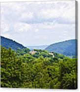 Appalachian Mountains West Virginia Canvas Print