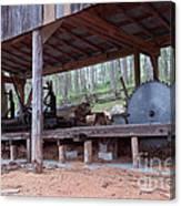 Appalachian Saw Mill Canvas Print